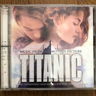 タイタニック サウンドトラック CD(映画音楽)