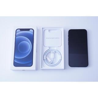 iPhone - iPhone 12 mini 256GB SIMフリー ブラック 美品