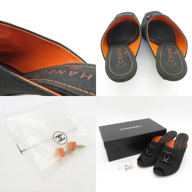CHANEL(シャネル)のシャネル ミュール レディースの靴/シューズ(ミュール)の商品写真