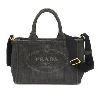 PRADA - プラダ トートバッグ 2WAY カナパ ミニ 1BG439