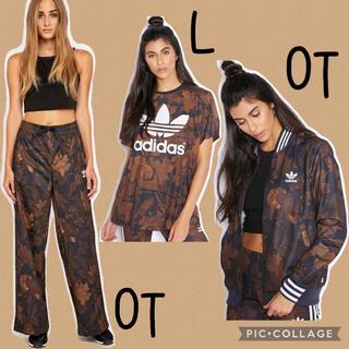 アディダス(adidas)のOriginals★Leaf Camo パンツ ジャケット Tシャツ セット(セット/コーデ)