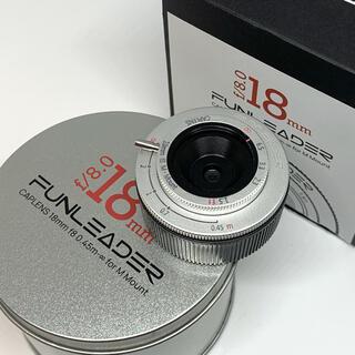 ライカ(LEICA)のFunleader CAPLENS 18mm f8(レンズ(単焦点))