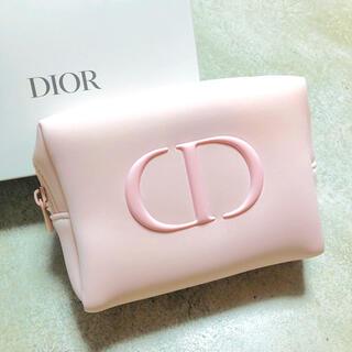 Dior - Dior/ピンクポーチ ノベルティ  ディオール