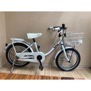 ブリヂストン(BRIDGESTONE)のビッケ 自転車 ブリジストン 16インチ(自転車本体)