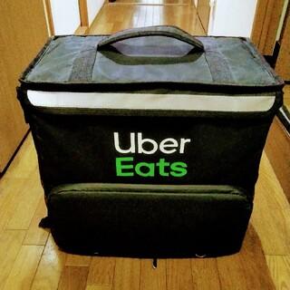 Uber  eats ウーバーイーツ バッグ デリバリー バッグ(バッグパック/リュック)