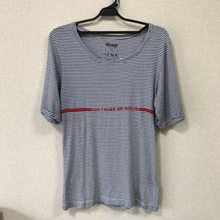 イエナ(IENA)のIENA×Rouje Paris コラボ商品(Tシャツ(半袖/袖なし))
