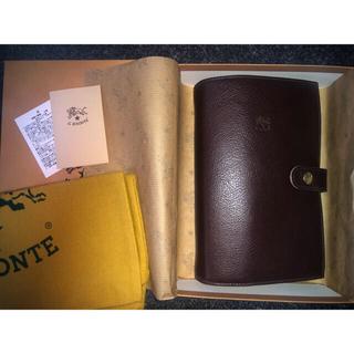 IL BISONTE - 【新品未使用レア】イルビゾンテ 手帳 メモ帳