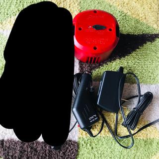コールマン(Coleman)のコールマン CPX6 充電式カートリッジキット 2個 ジャンク品(ライト/ランタン)