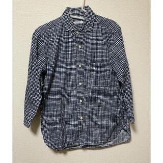 TAKEO KIKUCHI - TAKEO KIKUCHI 七分袖シャツ