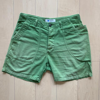 ジーディーシー(GDC)のGDC / ジーディーシー / asymmetry short pants(ショートパンツ)