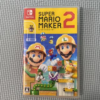 ニンテンドースイッチ(Nintendo Switch)の任天堂 switch マリオメーカー2(家庭用ゲームソフト)