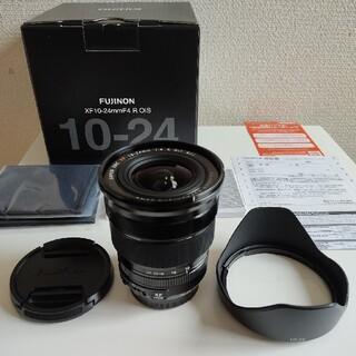 富士フイルム - XF10-24mm F4 R OIS 美品