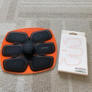 シックスパッド(SIXPAD)のSix Pad Abs Fit 2 セット(純正シート付き,シックスパッド)(エクササイズ用品)