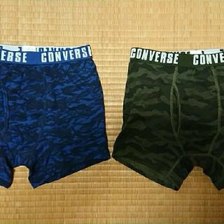 コンバース(CONVERSE)のコンバース ボクサーパンツ L 二枚セット(ボクサーパンツ)