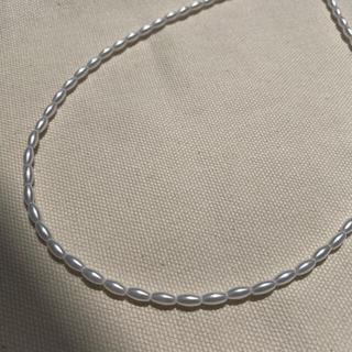 ビューティアンドユースユナイテッドアローズ(BEAUTY&YOUTH UNITED ARROWS)のpearl necklace(ネックレス)