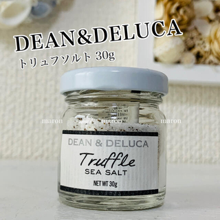 DEAN & DELUCA - DEAN&DELUCA トリュフ塩 30g トリュフソルトディーン&デルーカ