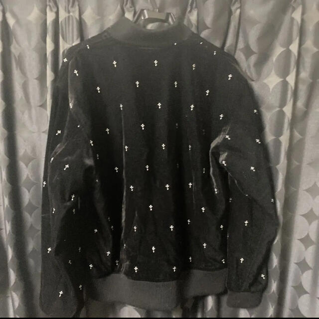 UNDERCOVER(アンダーカバー)のundercover 魔女期 クロスブルゾン メンズのジャケット/アウター(ブルゾン)の商品写真
