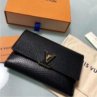 LOUIS VUITTON - LV ルイヴィトン  極美品 財布 ノワール ウォレット