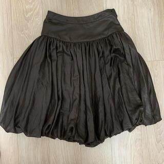 DOUBLE STANDARD CLOTHING - 【美品】ダブルスタンダードのバルーンスカート