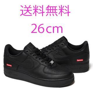 Supreme - Supreme® Nike® Air Force 1 Low Black 26