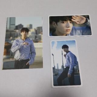 BTS  グク 写真集 カード