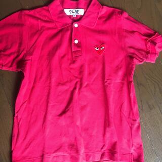 コムデギャルソン(COMME des GARCONS)のギャルソン ポロシャツ(ポロシャツ)