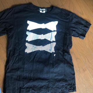 ブラックコムデギャルソン(BLACK COMME des GARCONS)のギャルソン Tシャツ(Tシャツ(半袖/袖なし))