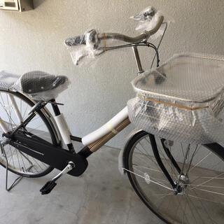 ブリヂストン(BRIDGESTONE)のブリヂストン ステップクルーズ デラックス(自転車本体)