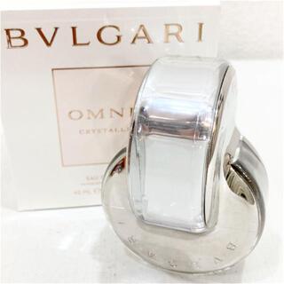 ブルガリ(BVLGARI)のブルガリ オムニアクリスタリンET 40ml 未使用 18629529(ユニセックス)