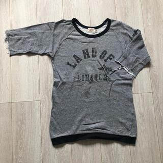ウィルソン(wilson)のWilson スエットTシャツ(Tシャツ/カットソー(半袖/袖なし))