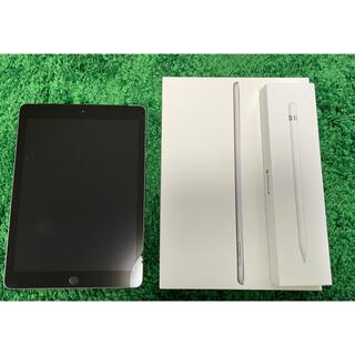 Apple - iPad 第6世代 32G スペースグレー Apple Pencil付