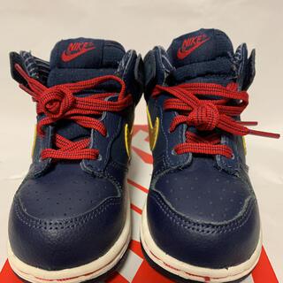 ナイキ(NIKE)の日本未発売 Nike Kids Dunk High Nd(スニーカー)