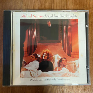 Michael Nyman – A Zed And Two Noughts(映画音楽)