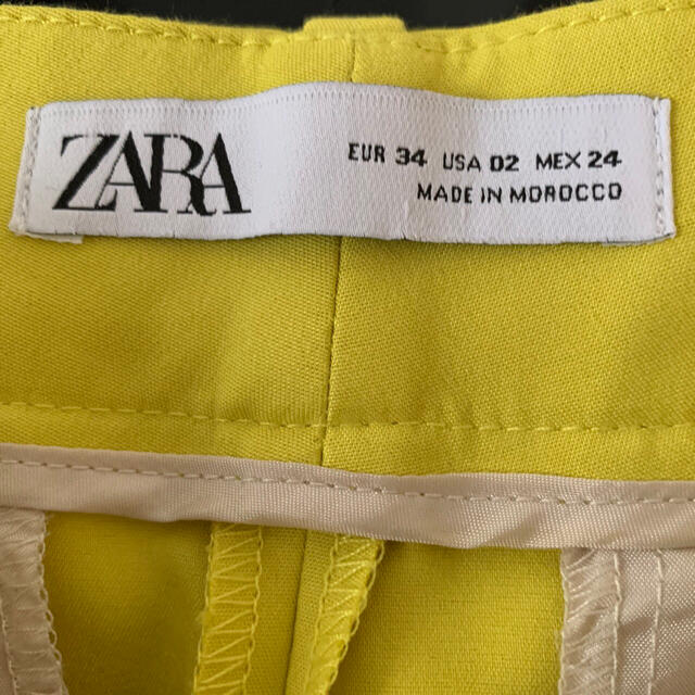 ZARA(ザラ)の試着のみ★ZARAパンツ レディースのパンツ(カジュアルパンツ)の商品写真