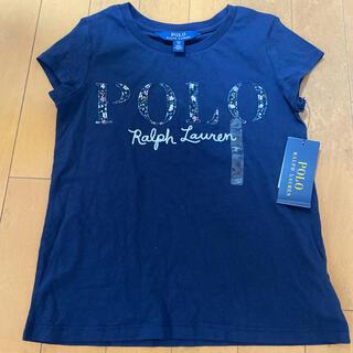 POLO RALPH LAUREN - ラルフローレンのフラワーロゴ Tシャツ 新品 75%オフ