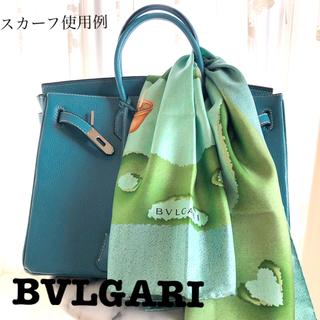 ブルガリ(BVLGARI)のBVLGARI✨ブルガリ✨スカーフ(バンダナ/スカーフ)