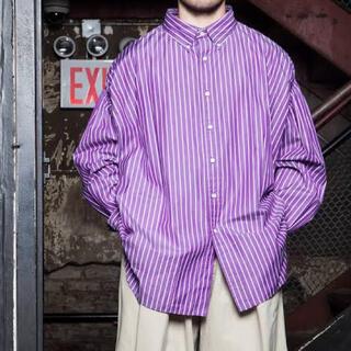 UNUSED - ウィリーチャバリア BIG WILLY DRESS SHIRT