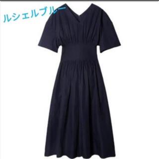 LE CIEL BLEU - ル シェル ブルー クラシック サマー ドレス ロングワンピース
