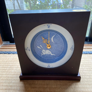 タチキチ(たち吉)のたち吉陶器置き時計(その他)