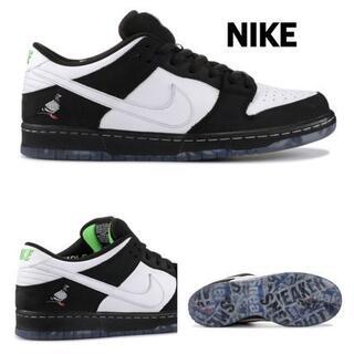 NIKE - Staple x Nike SB Dunk Low Panda Pigeon