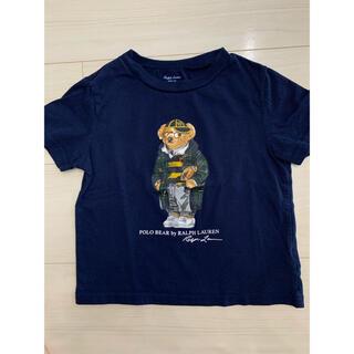Ralph Lauren - ラルフローレン Tシャツ ポロベア 90 ネイビー