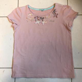 トッカ(TOCCA)の【hara様専用】tocca トッカ Tシャツ カットソー120 ピンク(Tシャツ/カットソー)