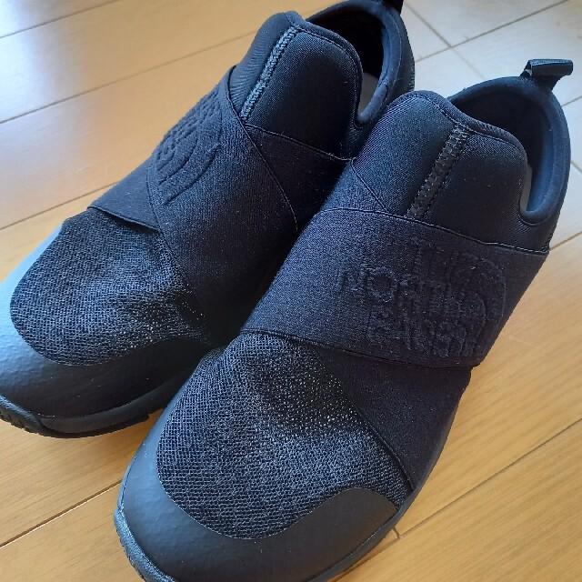 THE NORTH FACE(ザノースフェイス)の☆専用☆ノースフェイススニーカー黒 レディースの靴/シューズ(スニーカー)の商品写真
