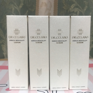 ドクターシーラボ(Dr.Ci Labo)のドクターシーラボ エンリッチ メディカリフトセラム 10mL 4本セット(美容液)
