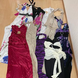 キャバドレス 10着まとめ売り ロングドレス セパレートドレス ビジュー