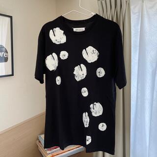 マルタンマルジェラ(Maison Martin Margiela)のMaison Margiela 19aw SSENSE現在 Tabi プリント(Tシャツ/カットソー(半袖/袖なし))