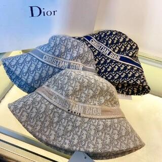 ☆225☆2枚10000円☆ハット新品☆Dior( ディオール)在庫処分帽子