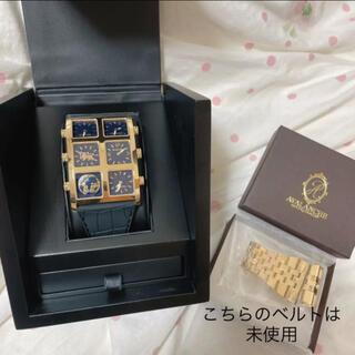 アヴァランチ(AVALANCHE)のアバランチ 腕時計 ICE LINK(腕時計(アナログ))