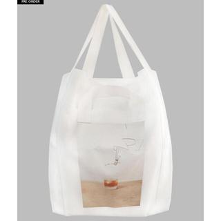 トーガ(TOGA)の【定価¥27,500】kishidamiki キシダミキ dig log bag(トートバッグ)
