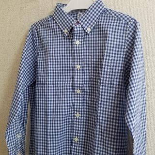 チェックシャツ★130センチ